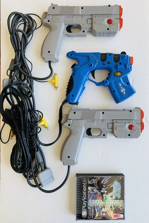 Elemental Gearbolt with Guncon 1 Bundle RARE, MINT for Sale in San Diego, CA