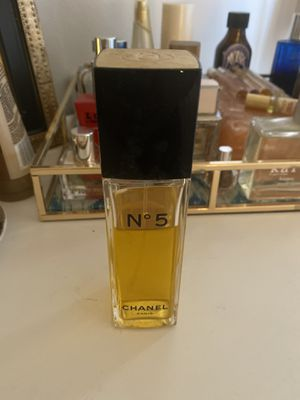 Chanel No5 women's perfume for Sale in Arcadia, CA