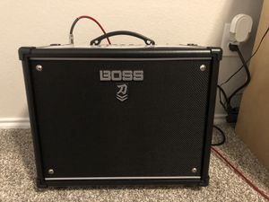 BOSS Katana 50w Guitar Amplifier for Sale in Spring, TX