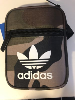 Camouflage Adidas Shoulder Bag for Sale in Stone Mountain, GA