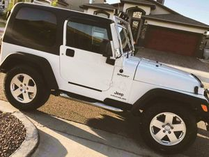 ✅ Ask for 💲 1500 urgentl 2006Jeep Wrangler✅ for Sale in Sioux Falls, SD