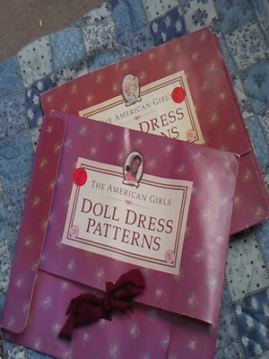 American doll patterns for Sale in Delta, CO