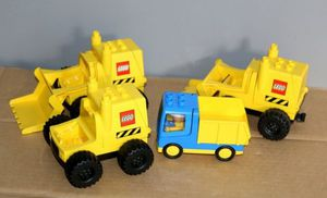 Lego duplo construction trucks for Sale in Charlotte, NC
