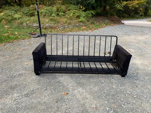Futon (fold out bed) frame for Sale in Monroe, WA