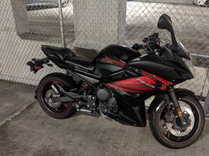 2012 Yamaha FZ6-R 600cc motorcycle for Sale in West McLean, VA