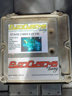 Stage 2 ECU for Mk5 Gti, Gli Manual for Sale in Fort Lauderdale,  FL