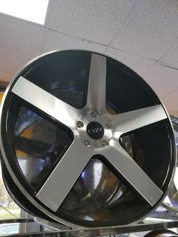 24s Azad wheels for Sale for Sale in Calumet City,  IL