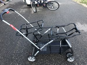Baby trend double snap and go stroller for Sale in South Saint Paul, MN