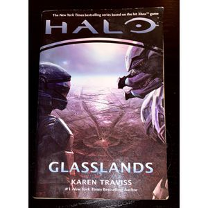 Halo: Glasslands Book for Sale in Youngsville, LA