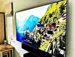 LG 60UF770V Smart TV for Sale in Wade, ME