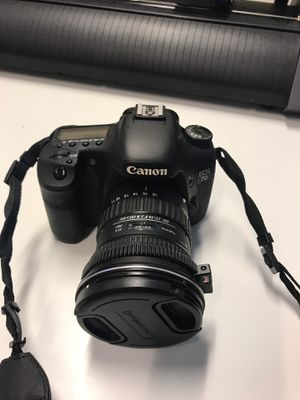 Canon 7D with extensive accessories! for Sale in Austin, TX