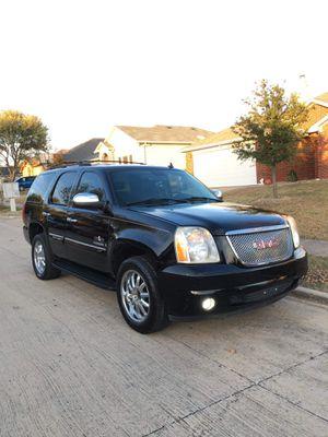 2008 gmc Yukon slt texas edition for Sale in Dallas, TX