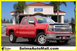 2014 Chevrolet Silverado 1500 for Sale in Selma, CA