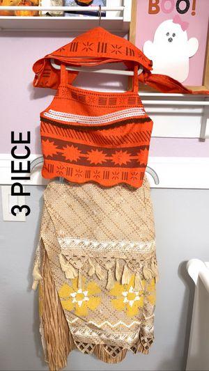Moana costume for kids. Size: 9/10 for Sale in Yorba Linda, CA
