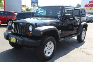 2008 Jeep Wrangler for Sale in Seattle, WA
