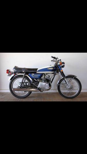 1972 Ls2 Two-stroke to piston 100 cc for Sale in S CHESTERFLD, VA