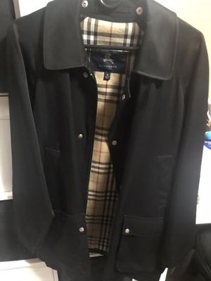Burberry (London ) jacket for man for Sale in Los Angeles, CA