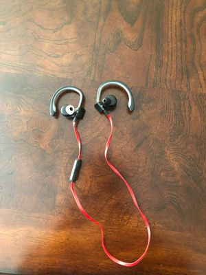 Beats by Dr. Dre Powerbeats2 Wireless Earbuds (Black) for Sale in Austin, TX