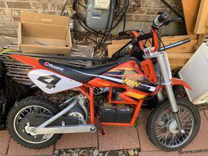 Razor MX500 Motorbike for kids (not working) for Sale in Denver, CO