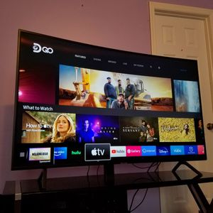 55IN SAMSUNG 4K SMART TV LIKE NEW WITH REMOTE for Sale in Loxahatchee, FL