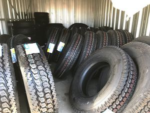 Semi truck tire all positions,steer ,trailer and drive for Sale in Manchester, CT