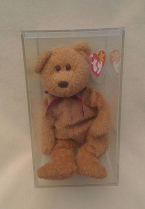 TY Curly Beanie Baby Retied With Errors for Sale in Dallas, GA