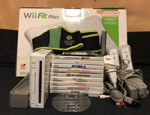 Nintendo Wii Bundle for Sale in Port St. Lucie, FL