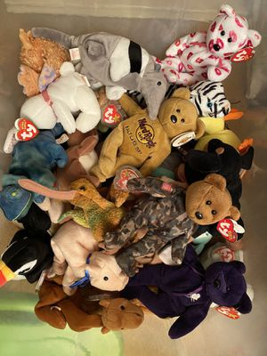 57 TY BEANIE BABIES for Sale in Silver Spring, MD