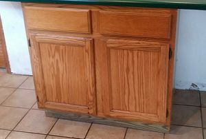 36 inch bottom cabinet with drawers for Sale in Pembroke Park, FL