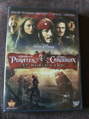 Disney Pirates of the Caribbean At World's End DVD ($2) for Sale in BRECKNRDG HLS, MO