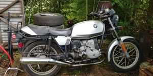 Bmw R65 Classic Motorcycle for Sale in Houston, TX