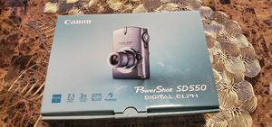 CAMERA DIGITAL CANON POWERSHOT BRAND NEW LOW PRICE!! for Sale in Las Vegas, NV