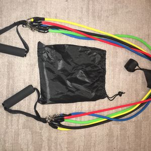 5 Level Resistance Weight Bands set (NEW) $Obo$ for Sale in Fresno, CA