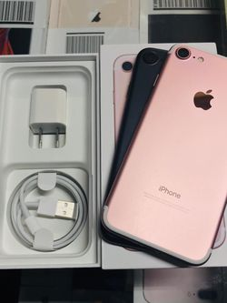 iPhone 7 unlocked for Sale in Plano,  TX