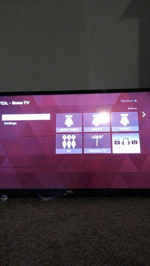 Roku tv for Sale in San Antonio, TX