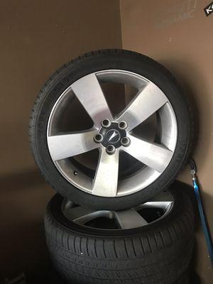 Pontiac g8 gt wheels for Sale in Ontario, CA