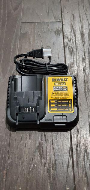 Dewalt Charger Original for 60v 20v 12v for Sale in Chicago, IL