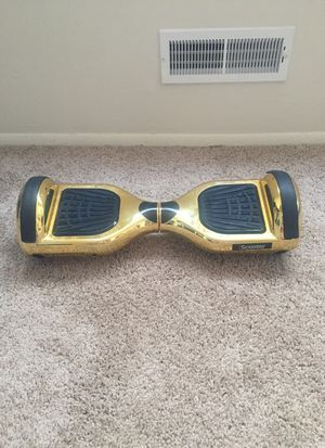Gold HoverBoard for Sale in Lochearn, MD