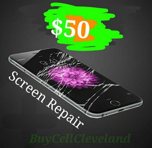 iPhone replacement screen for 7 8 plus 6s 6 for Sale in Parma Heights, OH