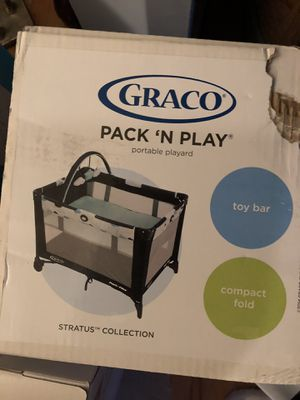 Graco Pack 'n Play Portable Playard for Sale in Springfield, VA