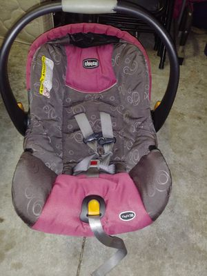 Chicco Brand baby seat for Sale in Lutz, FL