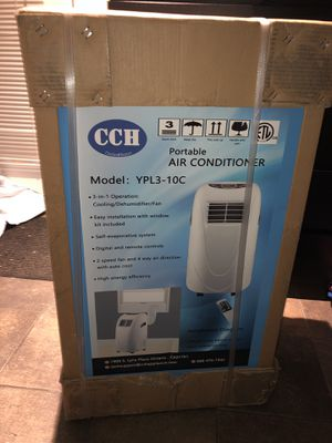 10,000 BTU Portable AC/Dehumidifier/Fan for Sale in Cambridge, MA