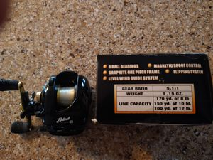 Cabela's Black Label 2 bait casting reel. for Sale in Coram, NY