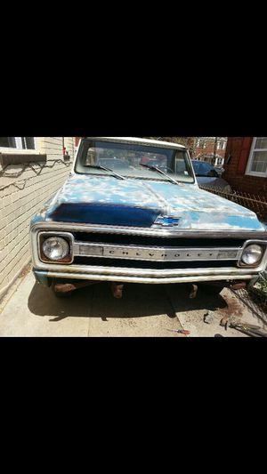 chevy c10 year 69 extra part for Sale in Herndon, VA
