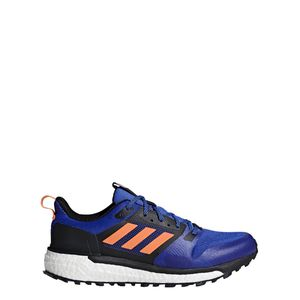 Adidas Supernova Trail Boost Blue Outdoor Running Shoes for Sale in Pueblo, CO