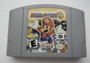 N64 - Nintendo 64 -Mario Party 3 video Game for Sale in Lowellville, OH
