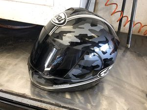 Arai Motorcycle helmet size large for Sale in Anaheim, CA