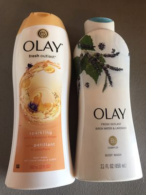 Olay body wash for Sale in Stockton, CA