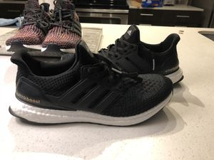 New Adidas Ultra boost Black White 2.0 Mens size 11 for Sale in Orlando, FL