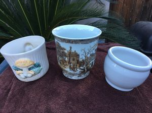 3 Ceramic Pots for Sale in La Palma, CA